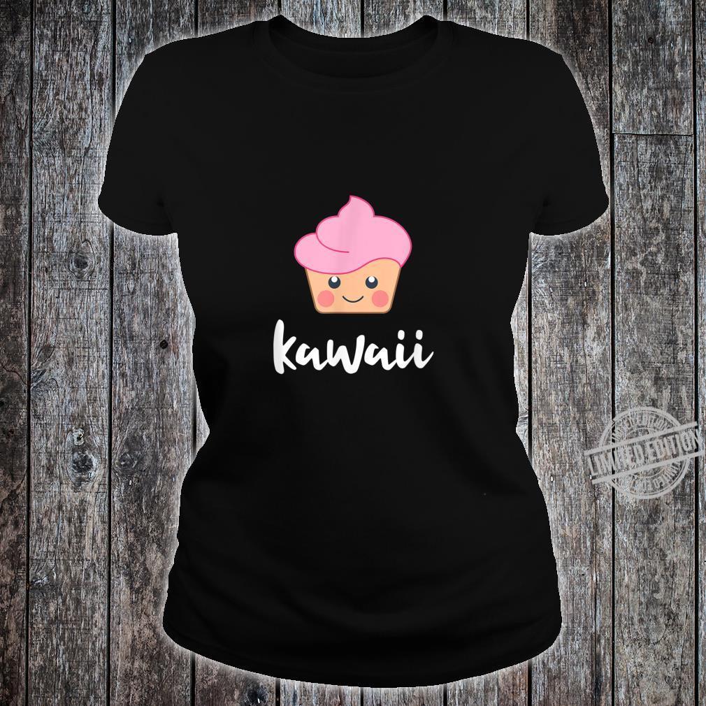 Kawaii, Anime Shirt Manga, cute Japan Cosplay Shirt ladies tee