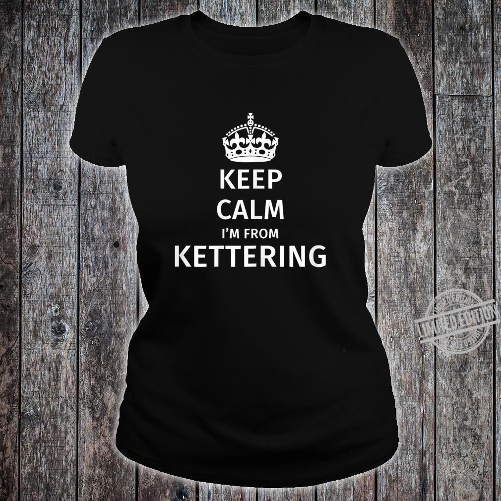 Kettering City Humor Shirt ladies tee