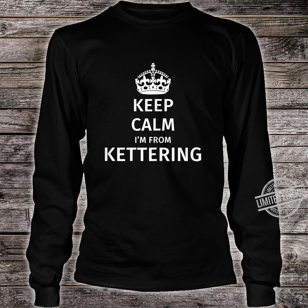 Kettering City Humor Shirt long sleeved