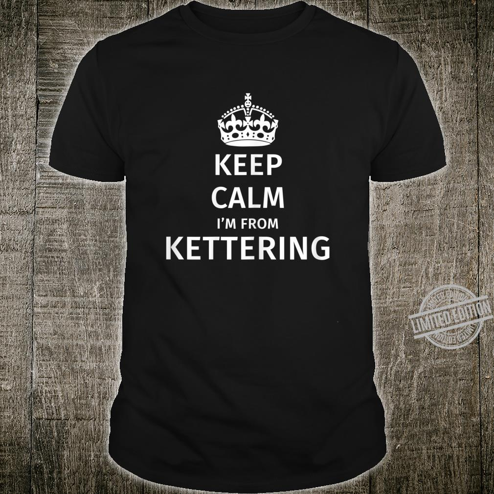 Kettering City Humor Shirt