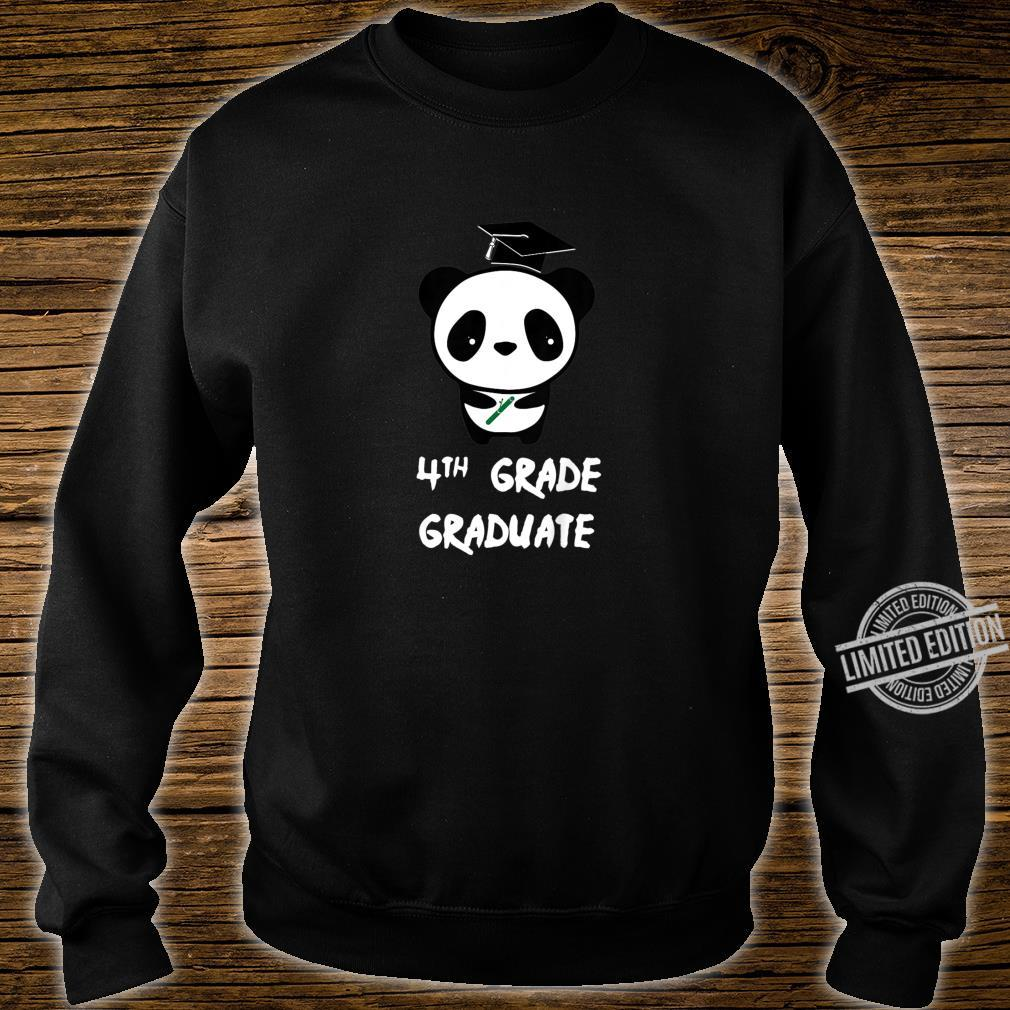Kinder 2nd Grade Graduate ' Abschluss der zweiten Klasse Panda Shirt sweater